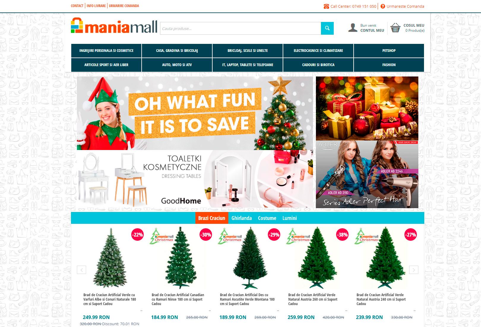 maniamall